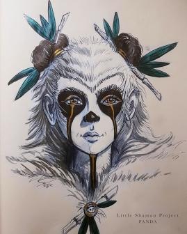 Little Shaman Panda