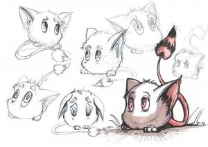 Les Loomis - Sketches
