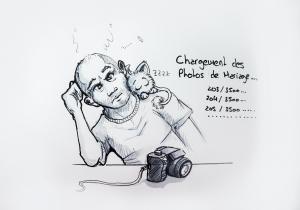 Loomi's Life - Chargement photos