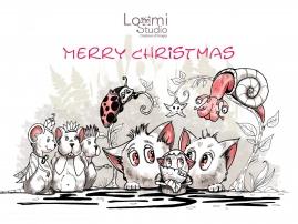 Noël des Loomis - 2019